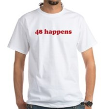 48 happens (red) Shirt