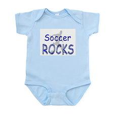 Soccer Rocks Infant Bodysuit