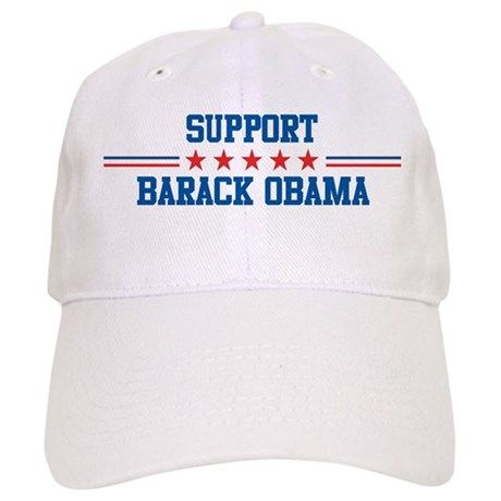 Support BARACK OBAMA Cap
