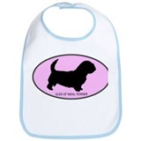 Glen Of Imaal Terrier (oval-p Bib