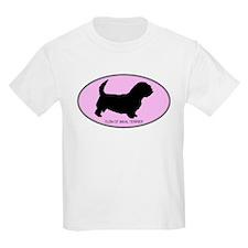 Glen Of Imaal Terrier (oval-p T-Shirt