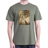 HUMAN CANNON BALL dark t-shirt