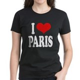 I Love Paris Tee