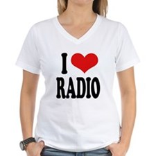 I Love Radio Shirt