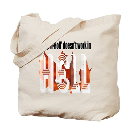 Drop N Roll Tote Bag