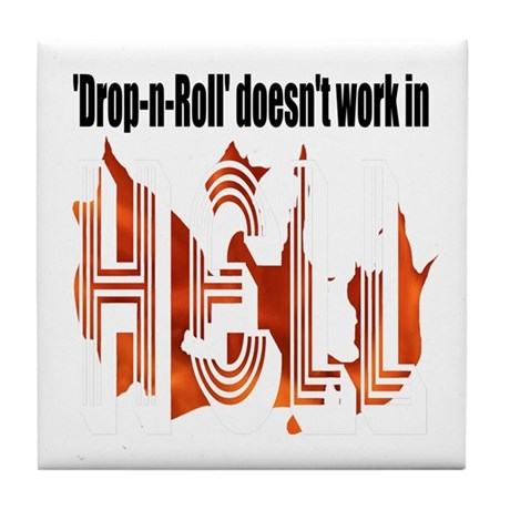 Drop N Roll Tile Coaster