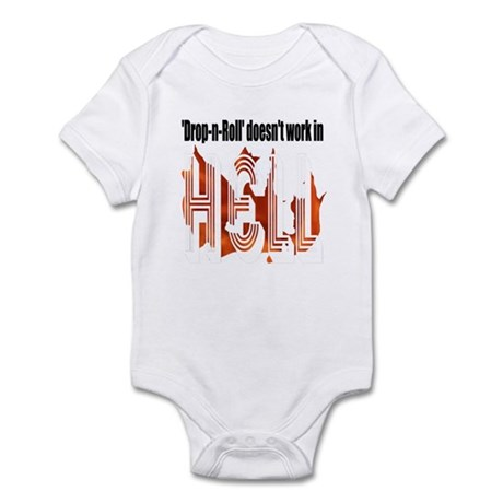 Drop N Roll Infant Bodysuit