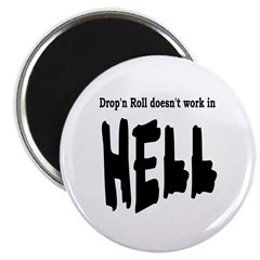 "Drop N Roll 2.25"" Magnet (10 pack)"