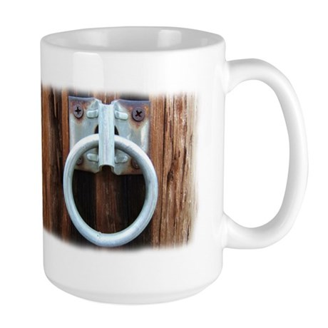 Grab the Ring Large Mug