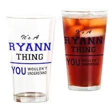 Unique Ryann Drinking Glass