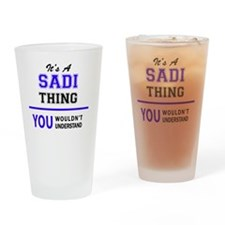 Unique Sadie Drinking Glass