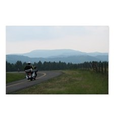 Get your Motor Runnin Postcards (Package of 8)