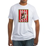 Reindog Fitted T-Shirt