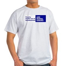 Moral Issues T-Shirt