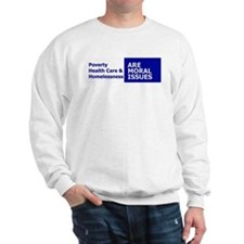 Moral Issues Sweatshirt