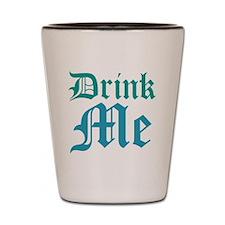 Drink Me Shot Glass