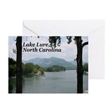 Lake Lure NC Greeting Cards (Pk of 10)
