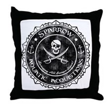 Sparrow Acquisitions Throw Pillow