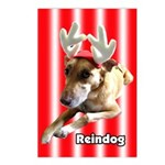 Reindog Postcards (Package of 8)