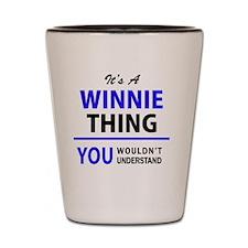 Cute Winnie Shot Glass