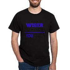 Unique Wiser T-Shirt