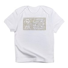 Palenque Ancient Astronaut UFO Yell Infant T-Shirt