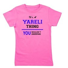 Unique Yareli Girl's Tee