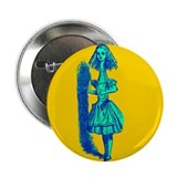 "Curiouser and Curiouser! 2.25"" Button (10 pack)"
