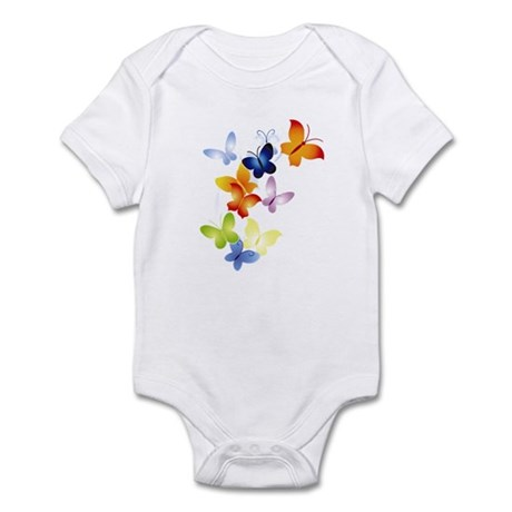 Butterfly Cluster Infant Bodysuit