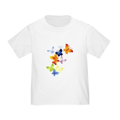 Butterfly Cluster Toddler T-Shirt