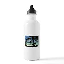 Pacific Island Dreams Water Bottle