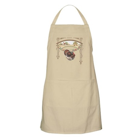Thanksgiving Turkey BBQ Apron