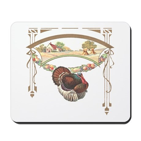 Thanksgiving Turkey Mousepad