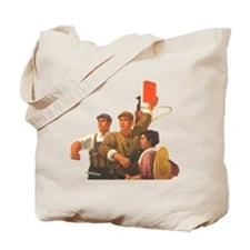 Serve The People Tote Bag