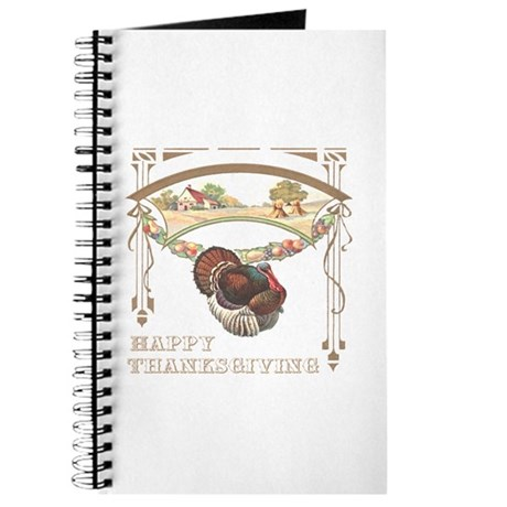 Thanksgiving Turkey Journal