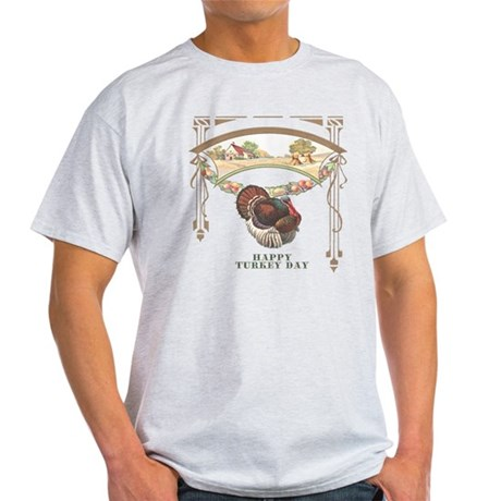Turkey Day Light T-Shirt