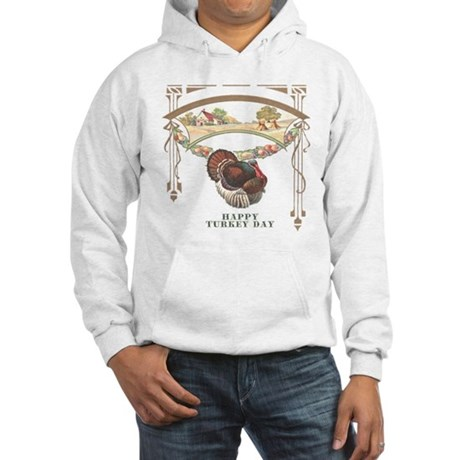 Turkey Day Hooded Sweatshirt