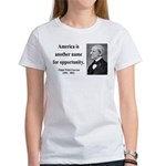Ralph Waldo Emerson 31 Women's T-Shirt