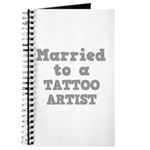Married to a Tattoo Artist Journal