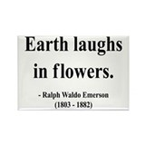 Ralph Waldo Emerson 33 Rectangle Magnet (100 pack)