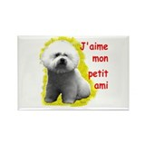 Cute My little friend Rectangle Magnet (10 pack)