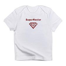 super_Xavier.png Infant T-Shirt