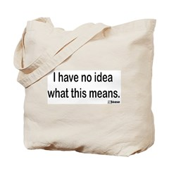 Japanese Design Tote Bag
