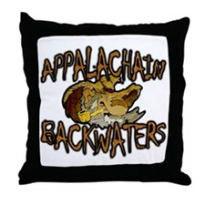 Cute Appalachain Throw Pillow