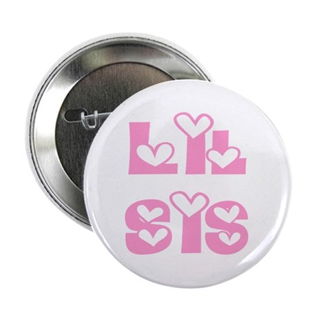 "Lil Sis 2.25"" Button (100 pack)"