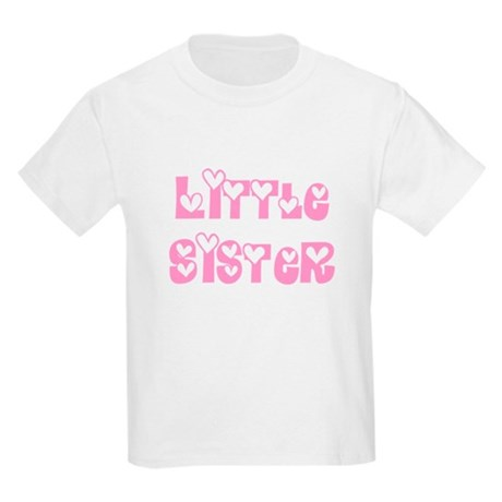 Little Sister Kids Light T-Shirt