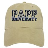 PAPP University Baseball Cap