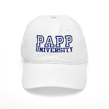 PAPP University Baseball Cap