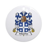 Maurice Ornament (Round)