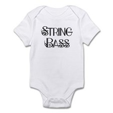 Classic String Bass Infant Bodysuit
